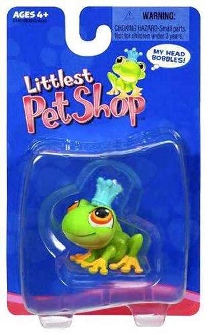 Littlest Pet Shop Frog Exclusive Figure