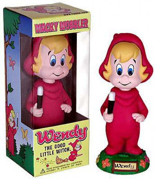 Funko Wacky Wobbler Wendy The Good Little Witch Bobble Head
