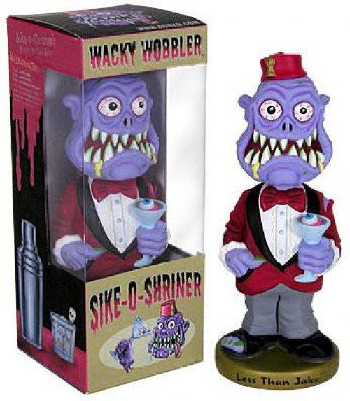 Funko Wacky Wobbler Sike-O-Shriner Bobble Head