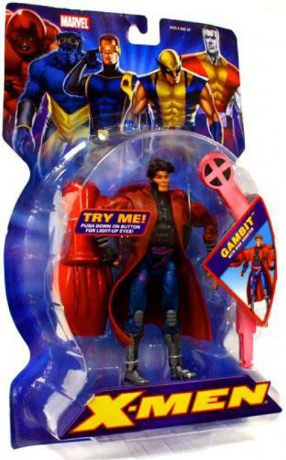 Marvel X-Men Gambit Action Figure