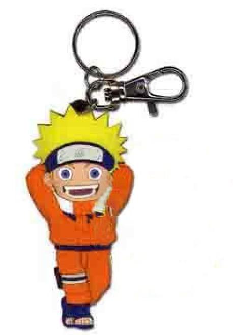 Naruto Uzumaki Keychain [Chibi]