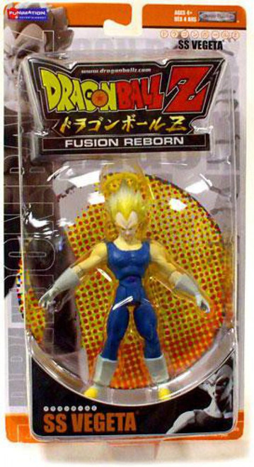 Dragon Ball Z Fusion Reborn SS Vegeta Action Figure [Random Packaging]