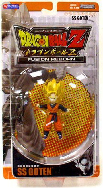 Dragon Ball Z Fusion Reborn SS Goten Action Figure [RANDOM Packaging]