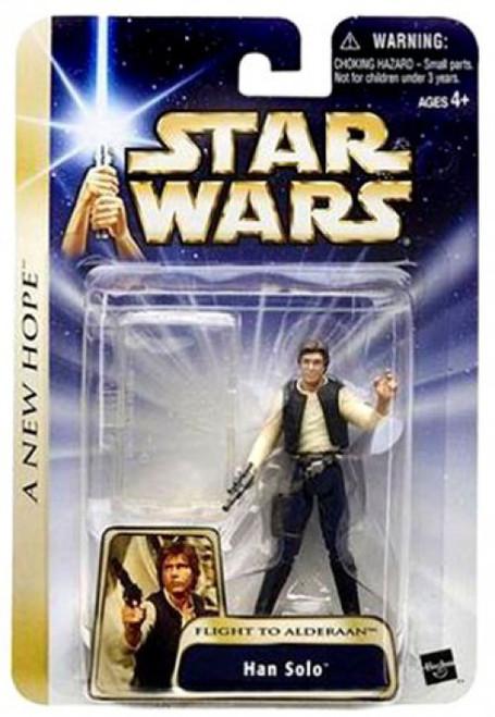 Star Wars A New Hope Han Solo Action Figure [Flight To Alderaan]