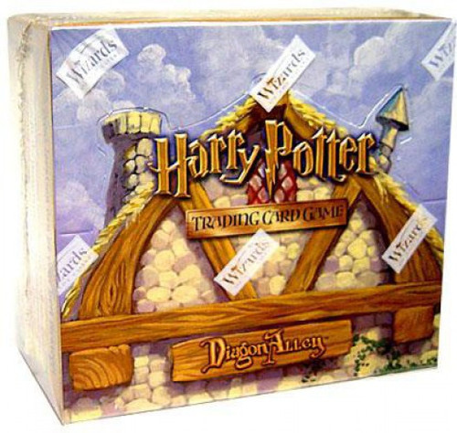 Harry Potter Trading Card Game Diagon Alley Booster Box [36 Packs]