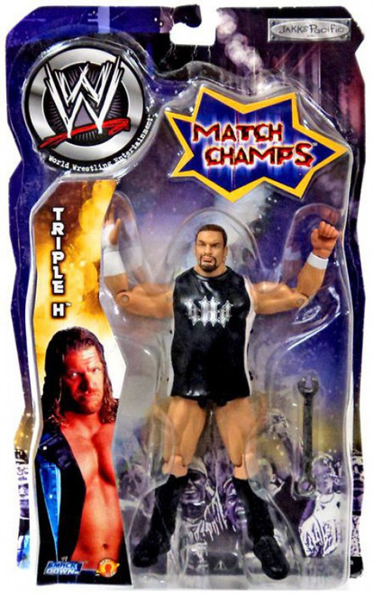WWE Wrestling Match Champs Triple H Action Figure