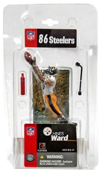 McFarlane Toys NFL Pittsburgh Steelers Sports Picks 3 Inch Mini Hines Ward Mini Figure