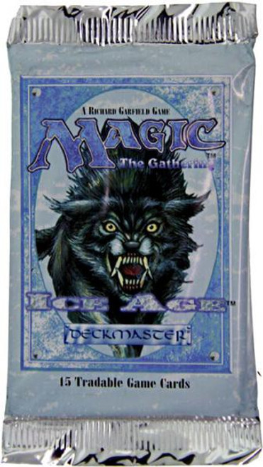 MtG Trading Card Game Ice Age Booster Pack [15 Cards]