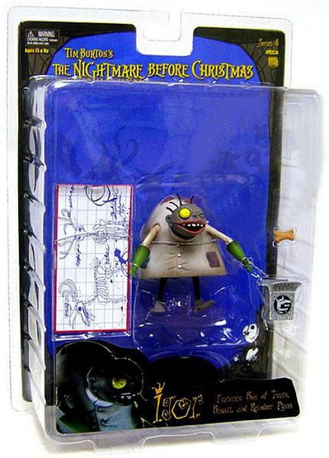 NECA Nightmare Before Christmas Series 4 Igor Action Figure