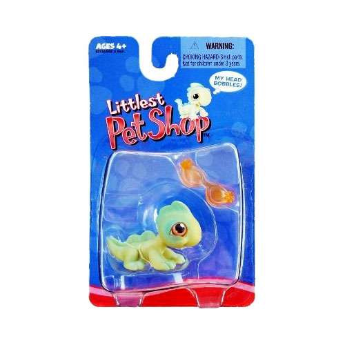 Littlest Pet Shop Iguana Exclusive Figure