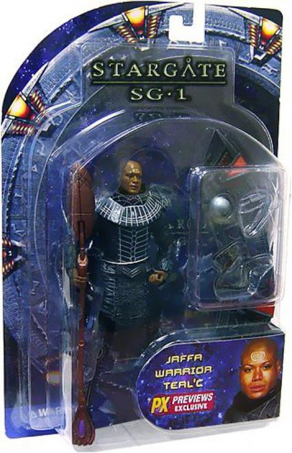 Stargate SG-1 Teal'c Exclusive Action Figure [Jaffa Warrior]