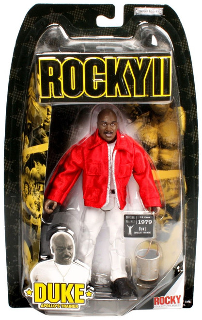 Rocky II Series 2 Duke Action Figure