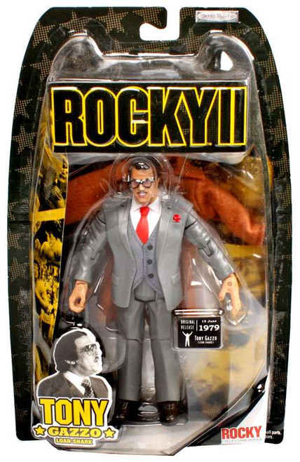 Rocky II Series 2 Tony Gazzo Action Figure