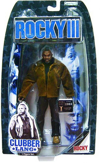 Rocky III Series 3 Clubber Lang Action Figure [Street Gear]