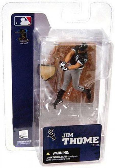 McFarlane Toys MLB Chicago White Sox Sports Picks 3 Inch Mini Series 4 Jim Thome Exclusive Mini Figure