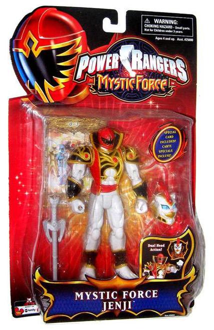 Power Rangers Mystic Force Jenji Action Figure