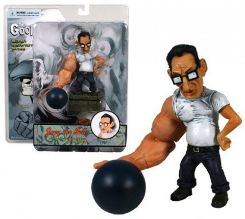 The Goon Series 1 Joey the Ball Action Figure