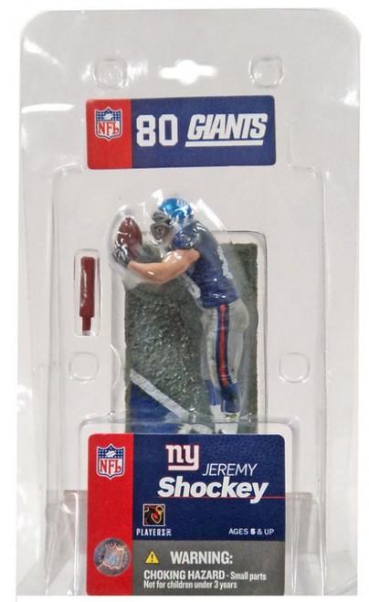 McFarlane Toys NFL New York Giants Sports Picks 3 Inch Mini Jeremy Shockey Mini Figure