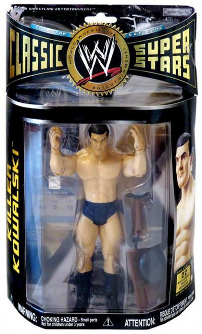 WWE Wrestling Classic Superstars Series 12 Killer Kowalski Action Figure