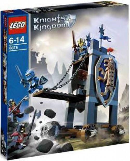 LEGO Knights Kingdom King's Siege Tower Set #8875