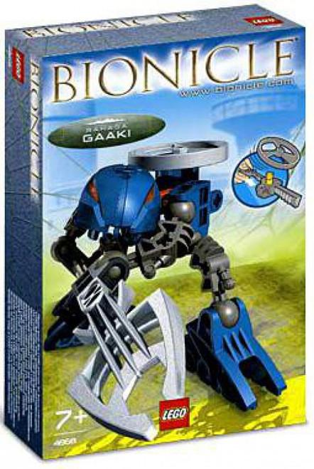 LEGO Bionicle Rahaga Gaaki Set #4868