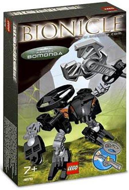 LEGO Bionicle Rahaga Bomonga Set #4878