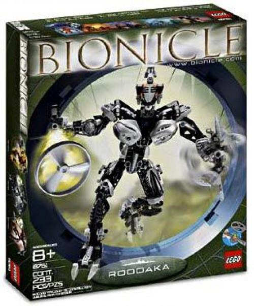 LEGO Bionicle Roodaka Set #8761