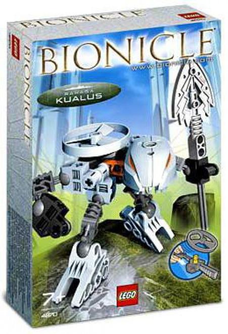 LEGO Bionicle Rahaga Kualus Set #4870