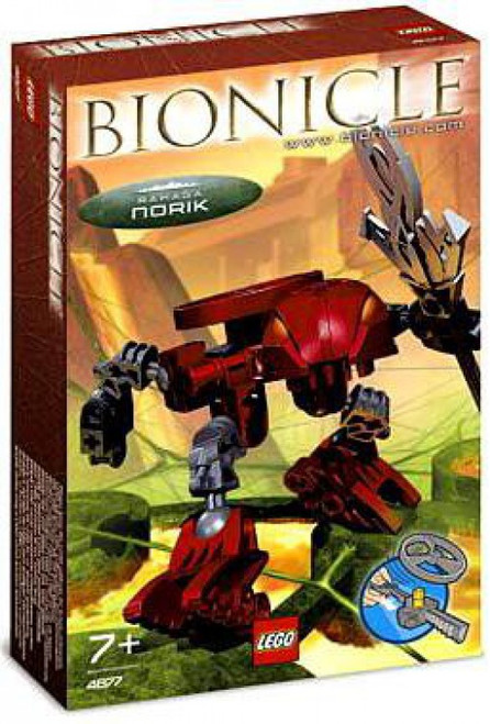 LEGO Bionicle Rahaga Norik Set #4877
