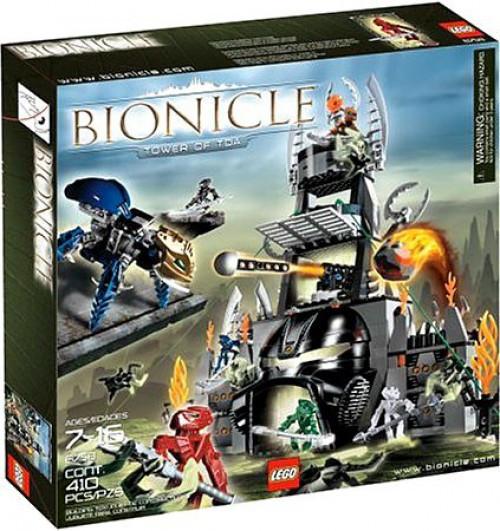LEGO Bionicle Tower of Toa Set #8758