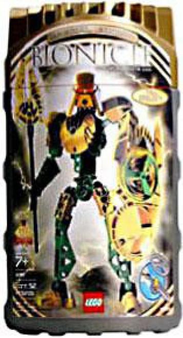 LEGO Bionicle Visorak Toa Iruini Set #8762