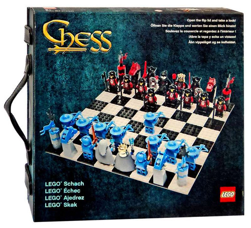 LEGO Knights Kingdom Chess Set G678