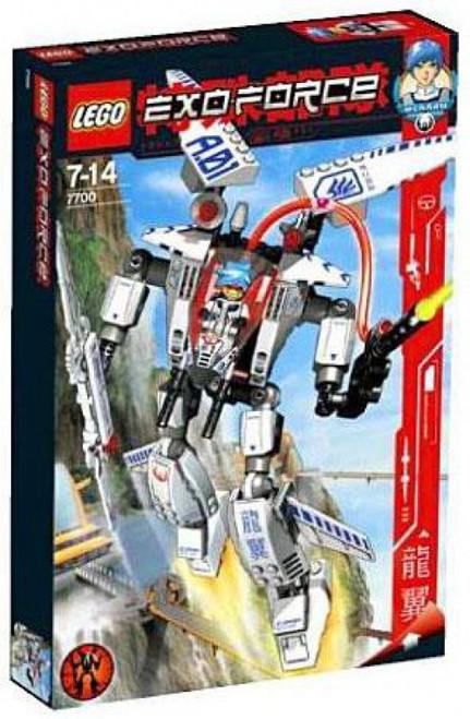 LEGO Exo Force Stealth Hunter Set #7700