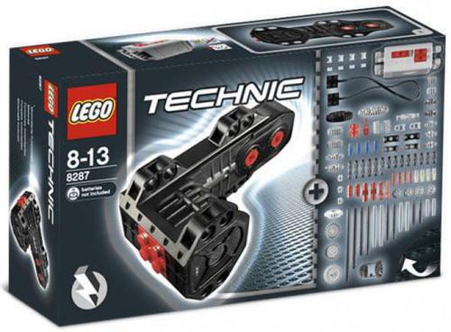 LEGO Technic Motor Box Set #8287