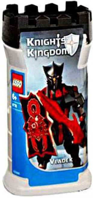 LEGO Knights Kingdom Series 1 Vladek Set #8786
