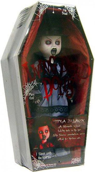 Living Dead Dolls Series 10 Tina Black 10-Inch Doll