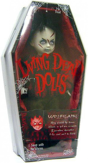 Living Dead Dolls Series 10 Wolfgang 10-Inch Doll