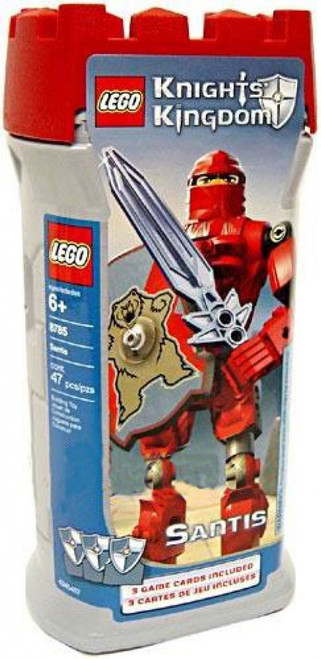 LEGO Knights Kingdom Series 1 Santis Set #8785