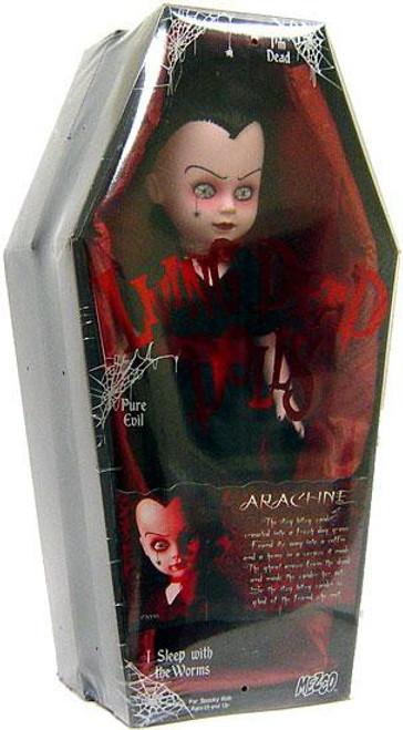 Living Dead Dolls Series 10 Arachne 10-Inch Doll