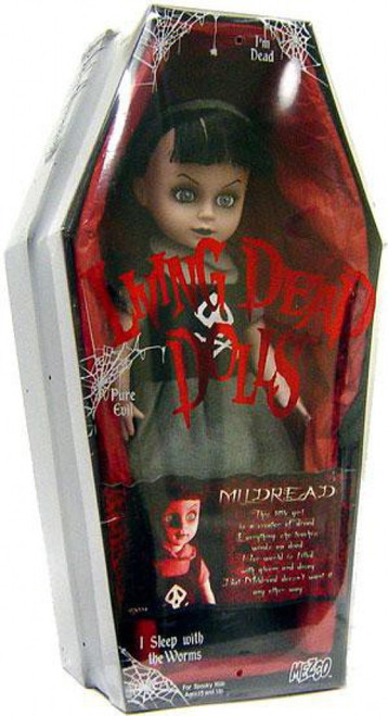 Living Dead Dolls Series 10 Mildread 10-Inch Doll