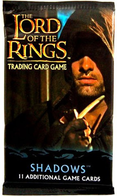 The Lord of the Rings Trading Card Game Shadows Booster Pack [11 Cards]