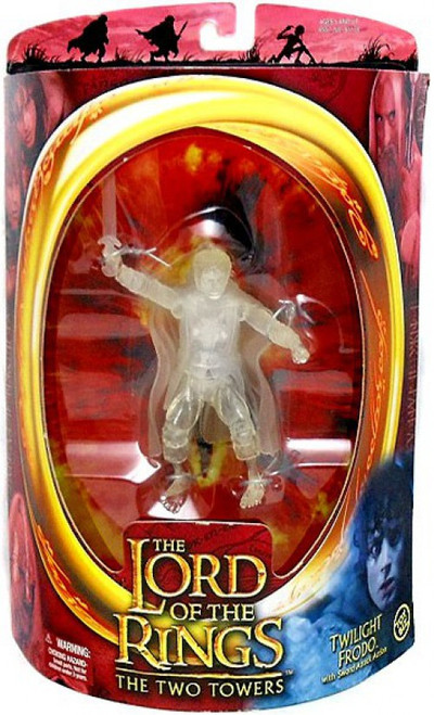 The Lord of the Rings The Two Towers Frodo Baggins Action Figure [Twilight]