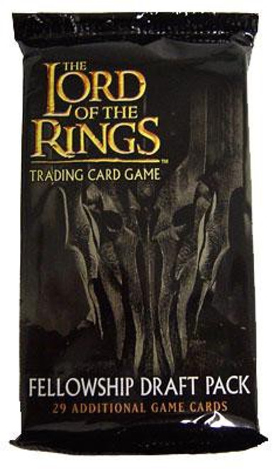 The Lord of the Rings Trading Card Game Fellowship Draft Pack Booster Pack [29 Cards]