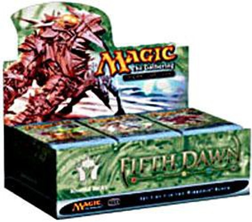 MtG Trading Card Game Fifth Dawn Booster Box [36 Packs]