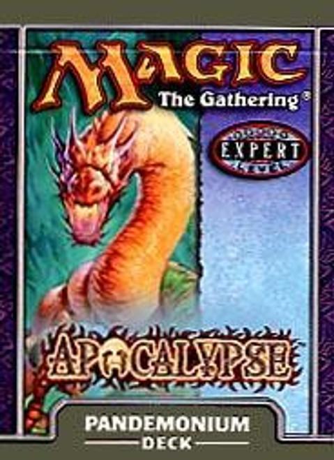 MtG Trading Card Game Apocalypse Pandemonium Theme Deck