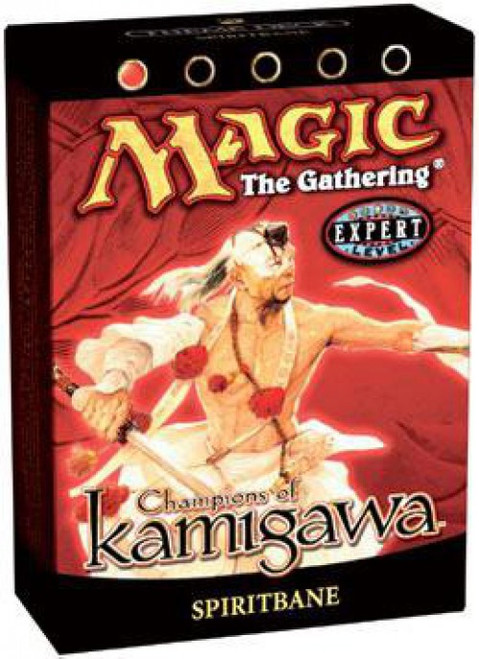 MtG Trading Card Game Champions of Kamigawa Spiritbane Theme Deck