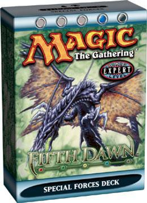 MtG Trading Card Game Fifth Dawn Special Forces Theme Deck
