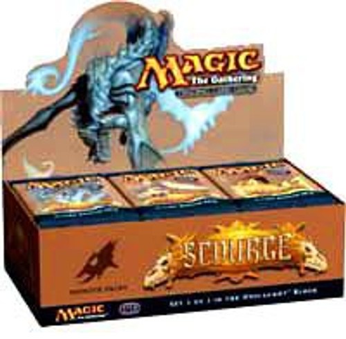 MtG Trading Card Game Scourge Booster Box [36 Packs]