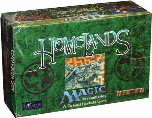 MtG Trading Card Game Homelands Booster Box [60 Packs]