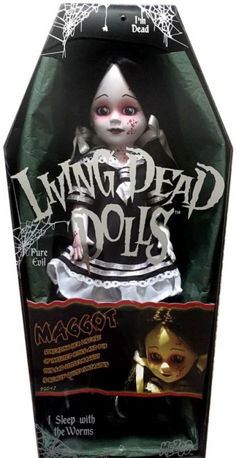 Living Dead Dolls Series 11 Maggot Doll